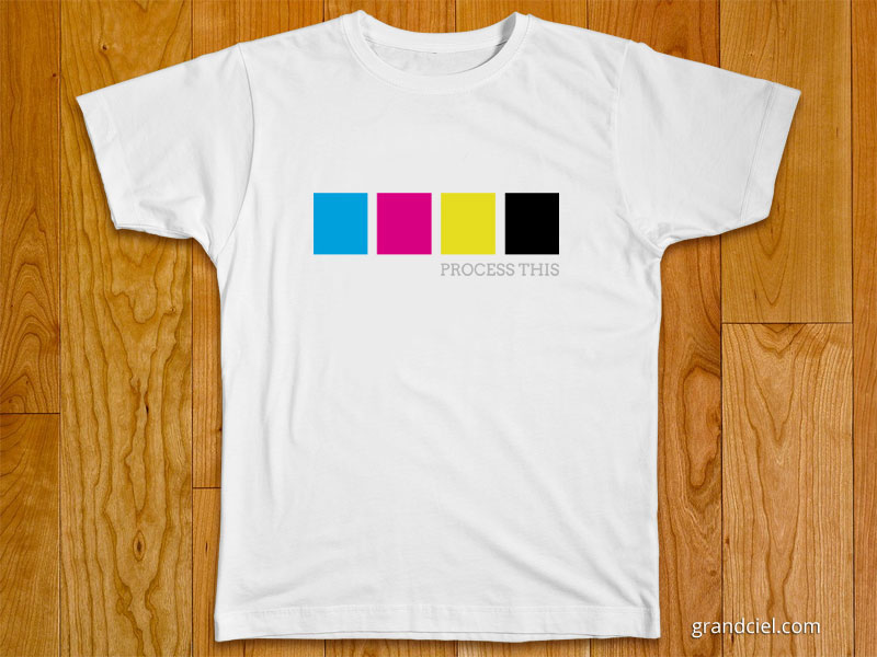 Process This T-Shirt Design