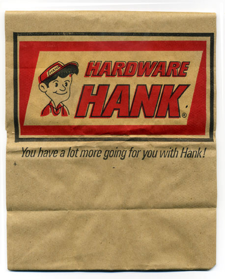 HARDWARE HANKS Shopping Bag