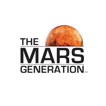 The Mars Generation New Non-profit Logo