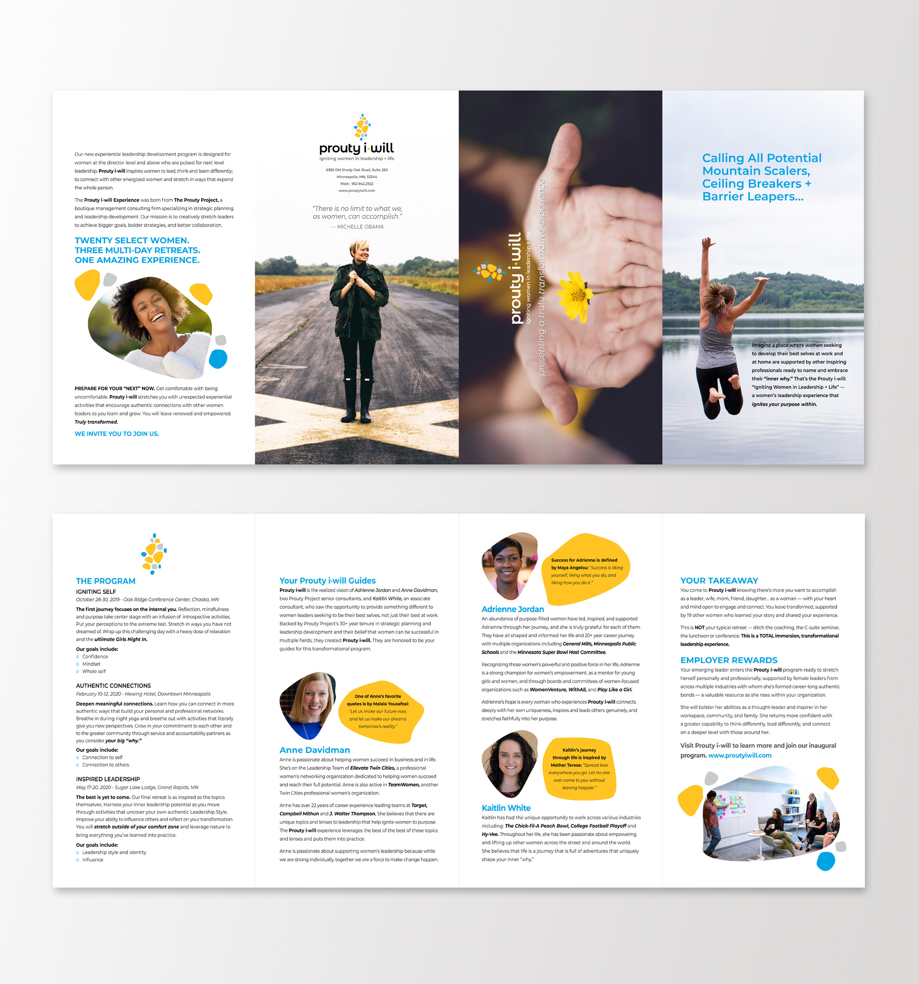Prouty i•Will Brochure
